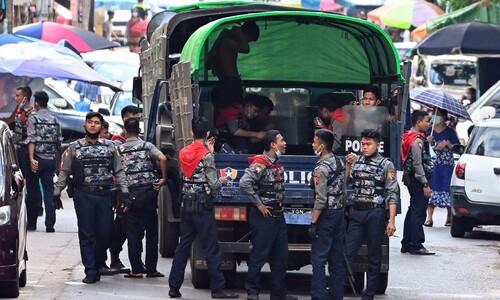 [미얀마 편지⑧]군부도 임시정부도, 시민 희생 애도하지 않는다