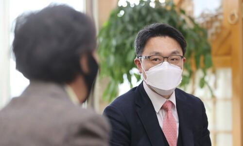 """김진욱 """"공수처, 인권위처럼 국민 신뢰받는 기관 희망"""""""