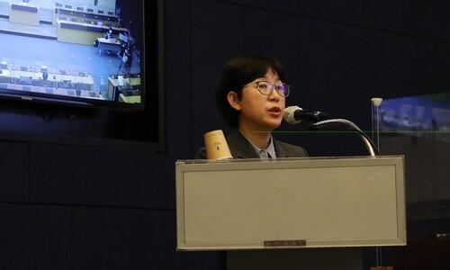 임시선별검사소 제안한 기모란, 첫 청와대 방역기획관되다