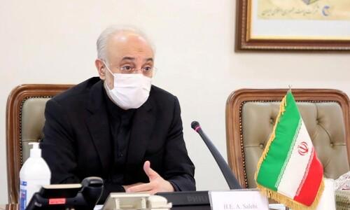 """이란, 예고 사흘만에 """"농도60% 우라늄 농축 성공"""""""