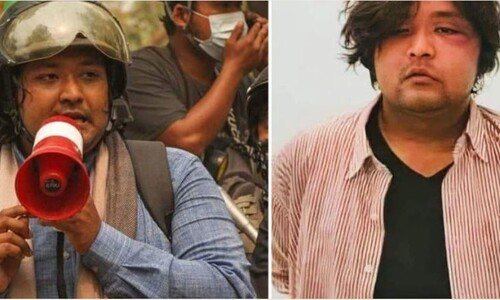 미얀마 군부가 납치한 '민주화 구심점'…생환할 수 있을까