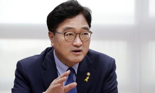 """우원식 """"민생 해결이 국민 뜻…검찰개혁 요란한데 성과 더뎌"""""""