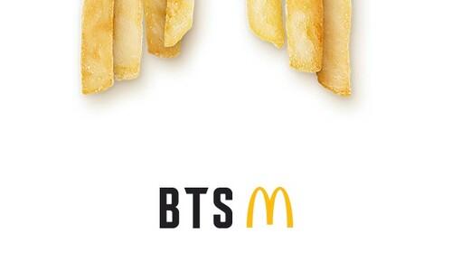 전세계 맥도날드에서 'BTS 세트'