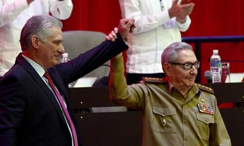 '포스트 카스트로' 개막…쿠바 당 제1서기에 '혁명 이후 세대'