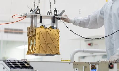 나사, 화성의 공기로 산소를 만들었다