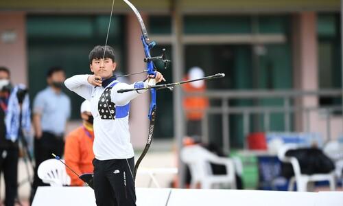 [도전 2021] 17살 천재 궁사 김제덕의 과녁은 '한국 역대 최연소 메달'