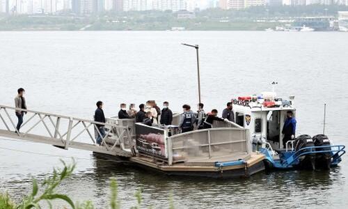 경찰 '한강 대학생 사망' CCTV 54대·블랙박스 133대 분석