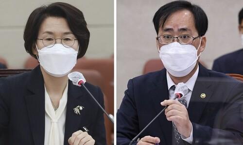 당청, '임혜숙·박준영 부적격' 여론 무겁게 받아들여야