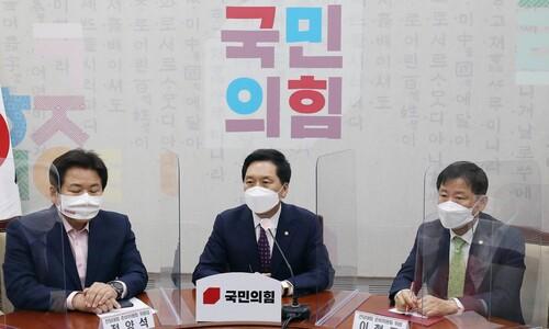 서막 오른 국민의힘 당권 경쟁…주호영-나경원 양강 구도?