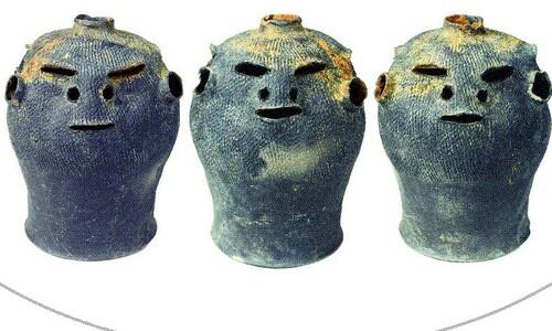 1500년 전 신라시대 구덩이에서 발견된 '펭수'의 정체는?