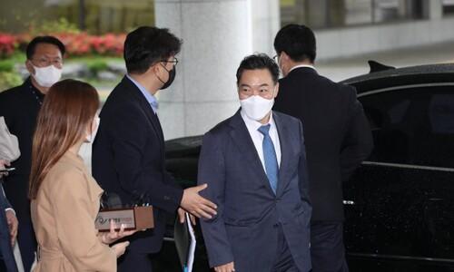 김오수 검찰총장 후보자, 분당 아파트 등 19억9000만원 신고