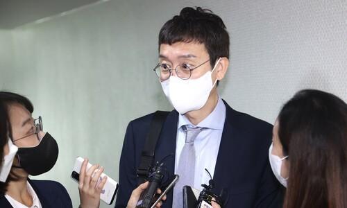 """""""누구 꼬붕 되지말고 세게 붙으라""""…김종인, 김웅 만나 훈수"""