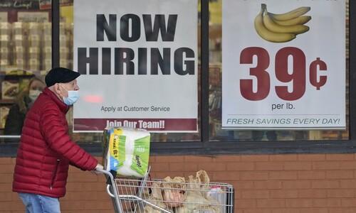 구인난? 구직난?…미국 4월 일자리 증가, 예상 크게 못미쳐