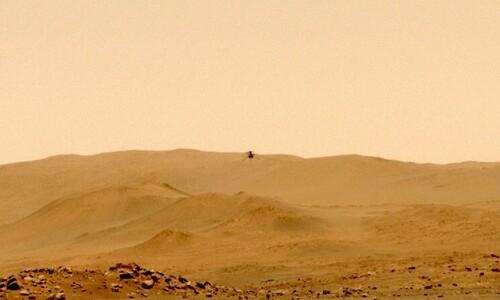 화성 헬리콥터, 이번엔 고도를 2배 높여 날았다