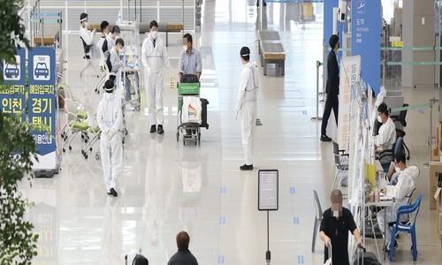 한주새 25%로…갑절 치솟은 '변이 바이러스 감염'