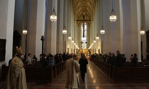 """""""동성 결합도 신의 사랑""""…독일 가톨릭, 교황청 금지에도 '축복'"""