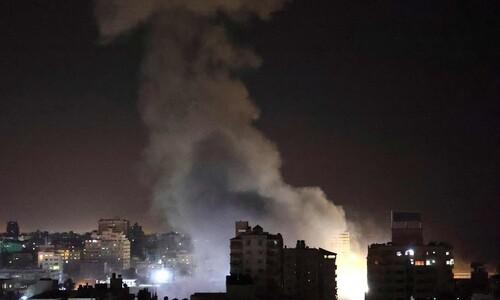 이스라엘-하마스 '무력충돌' 격화…이틀째 교전, 30여명 숨져