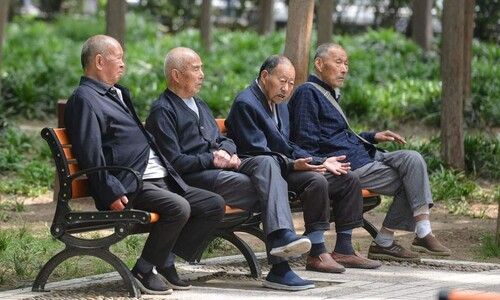 """중국 청년들 """"삶의 잘 낮추느니 자녀 안 낳겠다"""""""