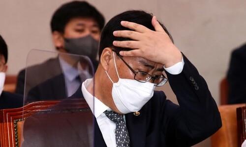 '낙마 명단' 나란히 올랐던 '임·박'…박준영만 사퇴한 까닭은