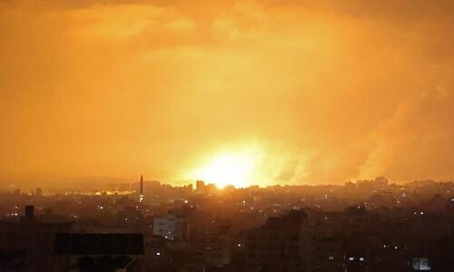 이스라엘, 지상군 투입…2천명 숨진 2014년 재연 우려