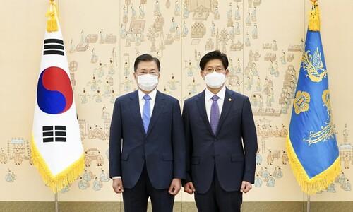 """노형욱 국토부 장관 """"출퇴근 편하게, 광역교통망 확충 노력"""""""
