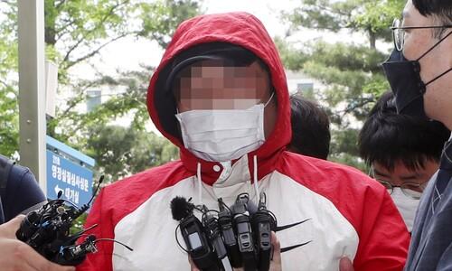 """손님 살해·유기 인천 노래주점 업주 구속 """"도주 우려"""""""