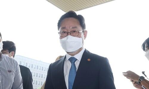 박범계 장관, 대검에 '이성윤 공소장 유출' 진상조사 지시