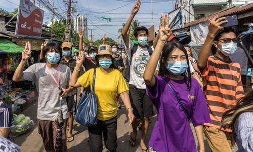 """일본 언론 """"미얀마에서 한국에 대한 공감 커져"""""""
