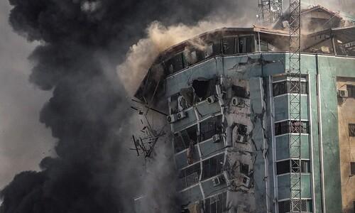 가자전쟁 뒤 7년 만에 불붙은 이-팔 충돌 왜?