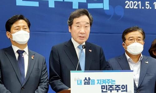 """""""호남부터 잡아라"""" 여권 대선 주자들, 치열한 호남 경쟁"""