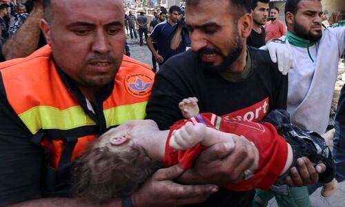 [사설] 이스라엘, 팔레스타인 향한 잔혹한 공격 당장 멈춰야