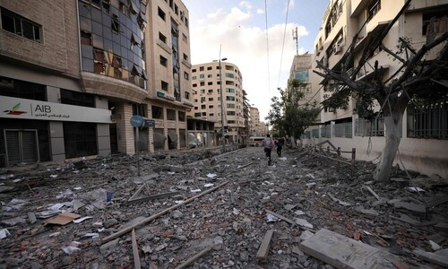 """바이든, 이제야 """"이-팔 휴전 지지""""…팔레스타인 쪽 212명 사망"""