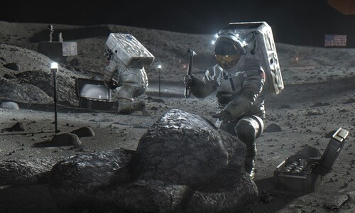 한국도 2024년 미국 달 탐사에 참여 확정