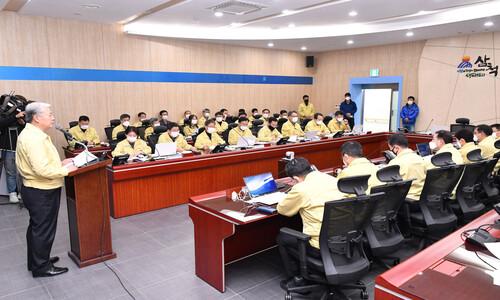 강원, 코로나19 동시 발생…'대구·경북 방문' 5명 확진