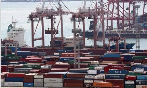 3월 수출 0.2% 감소…증가세 한달만에 다시 하락 전환
