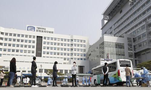 의정부성모병원서 '어머니 임종' 지킨 다섯자매 확진 판정