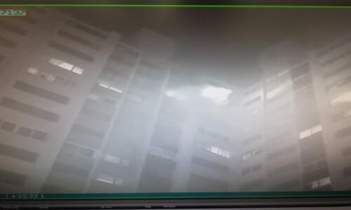 [속보] 울산 동구 아파트 화재…2명 사망, 8명 부상