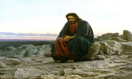인간 예수는 왜 신이 된 것일까