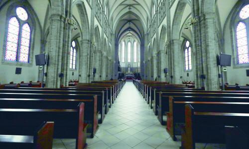 코로나가 종교의 위기를 앞당겼다