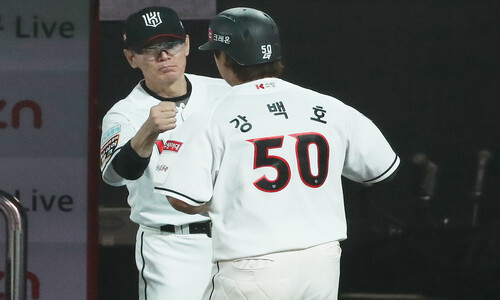 kt 3연승…2위 싸움 끝까지