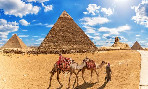 """""""피라미드 외계인이 만들었다""""던 머스크, 이집트 초청받아"""