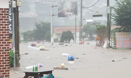 광주·전남, 이틀 동안 400mm 폭우에 7명 사망·실종