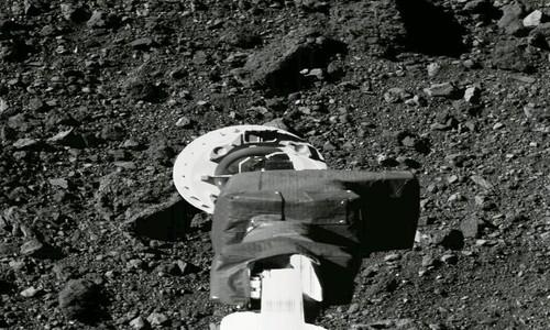 나사 탐사선, 3억km 거리 소행성 베누 흙을 담았다