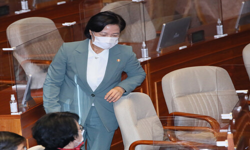 """조국·추미애, """"검찰개혁 실패했다""""는 평검사 비판"""