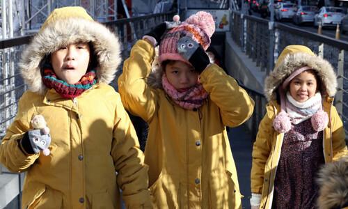 올 가을 가장 추운 날…철원 아침 영하 7.8도