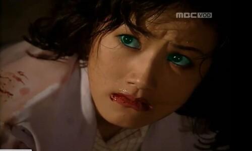 """드라마 'M' 지금 봐도 무서운 초록 눈…""""미쳤냐고 했죠, 하하"""""""