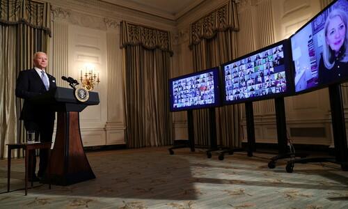 [특별기고] 바이든 시대, 남·북·미·중 4자 회담 시작할 때