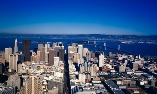 16억톤의 샌프란시스코 빌딩…도시의 무게가 지반을 위협한다