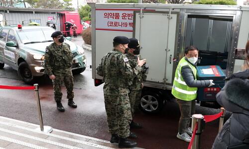 목포 '백신 접종센터' 역할 보건소서 확진…관련 직원 자가격리
