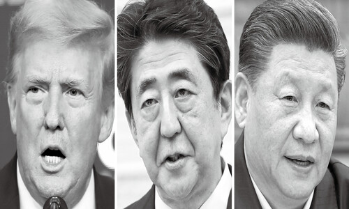 미국·일본·중국은 코로나19를 어떻게 말했나